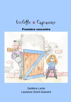 Violette et Capucine